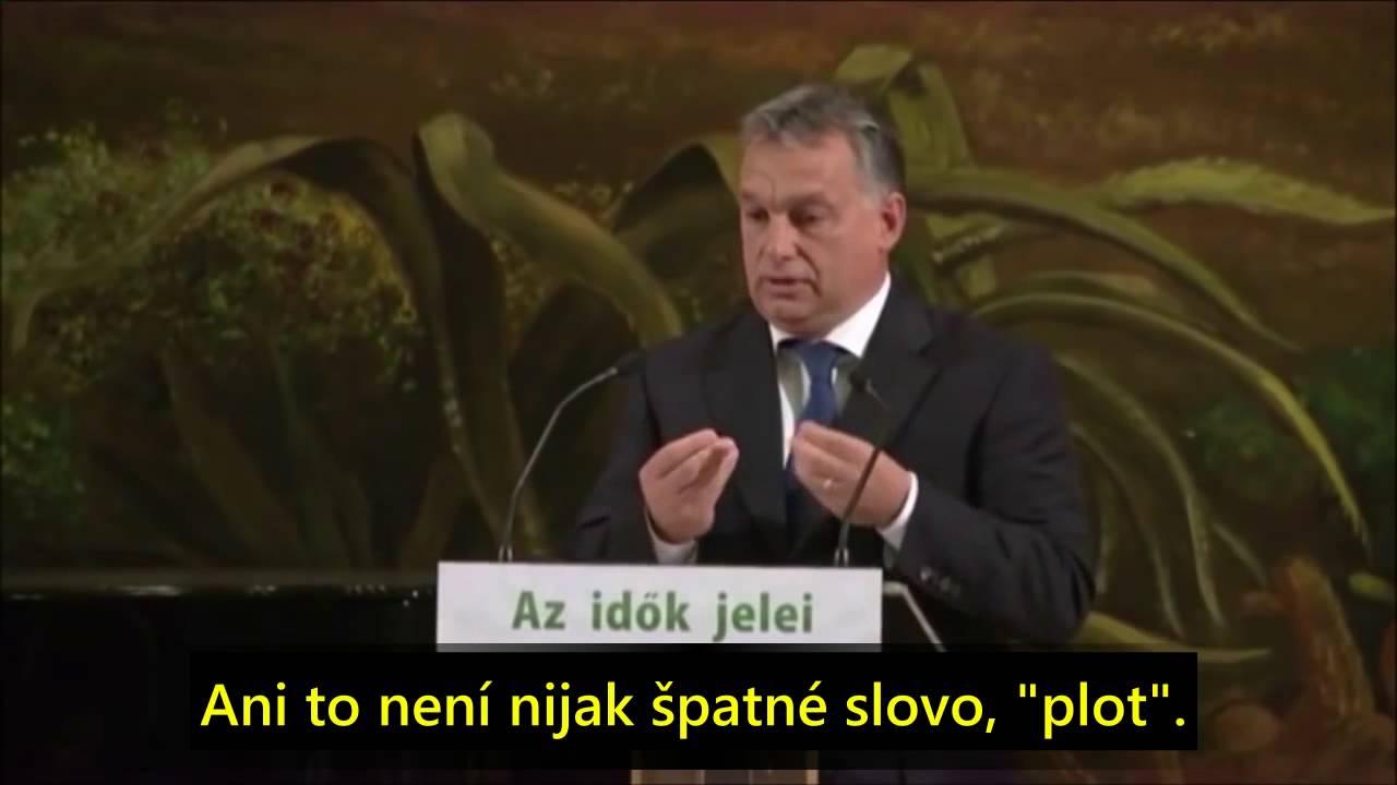 """Maďarský premiér Viktor Orbán chválil rakouskou """"bránu s velmi dlouhou zdí"""""""