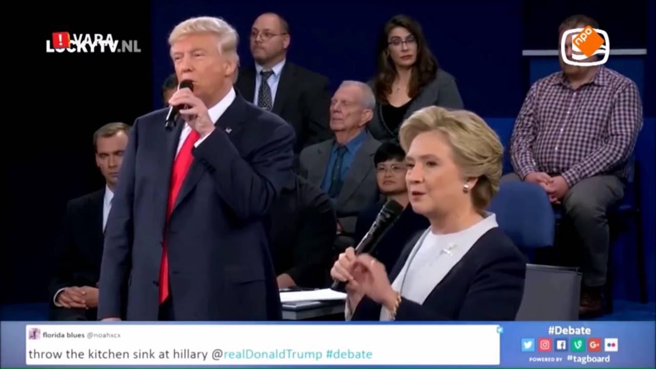 Trump versus Clintonová: Hudební souznění potenciálních prezidentů USA