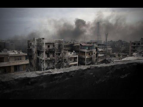 Válečný konfikt v Sýrii pokračuje. Bojuje se o město Aleppo