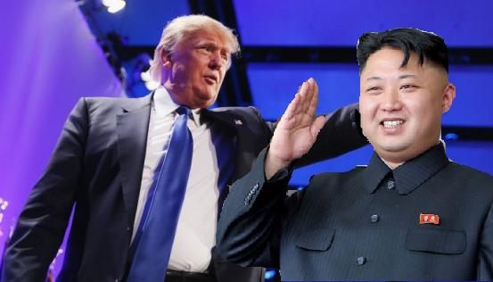 Výsledek obrázku pro foto trump korea křižník