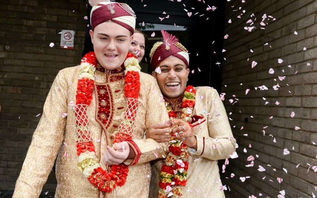 muslim marriage homo flirts