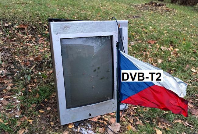 e7d0651ba Pro příjem vysílání standardu DVB-T2 si domácnosti musí koupit novou  televizi či set-top box.