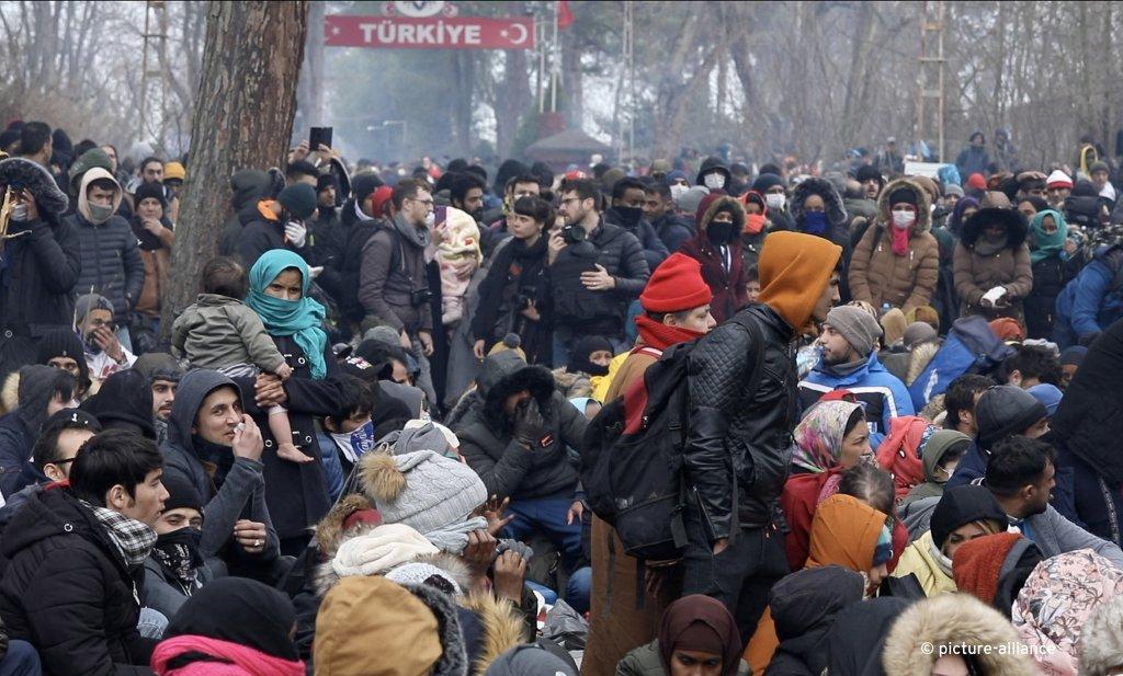Image result for turecko řecká hranice